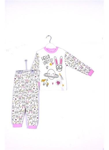 Modaplaza Pijama Takım Pembe